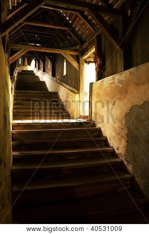 Fortified church of Biertan, Transylvania, Romania, Europe
