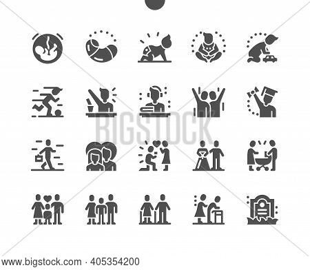 Life Cycle. People, Age, Human, Growth, Process, Aging And Evolution. Baby, Child, Teenager. Univers