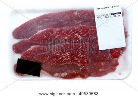 Steak Raw