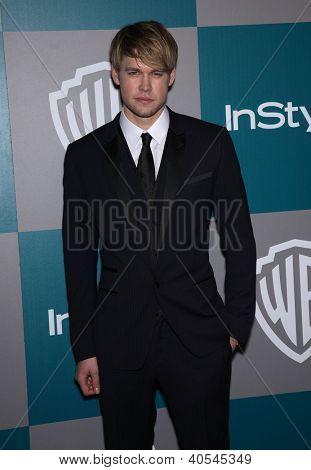 LOS ANGELES - JAN 15: Chord Overstreet arriving to Golden Globes 2012 After Party: WB / In Style on January 15, 2012 in Beverly Hills, CA