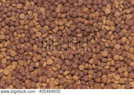 Close-up Photo Texture, Pet Food (dog Food).
