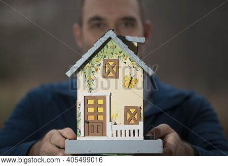 A Single Family Detached Home, Living In Your Own House