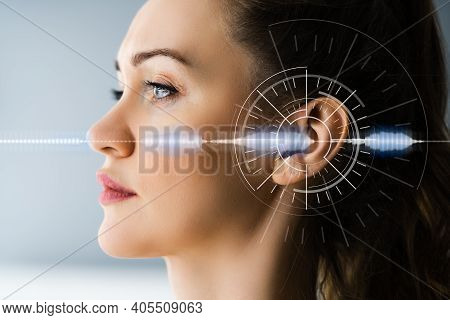 Hearing Aid And Care Check And Exam
