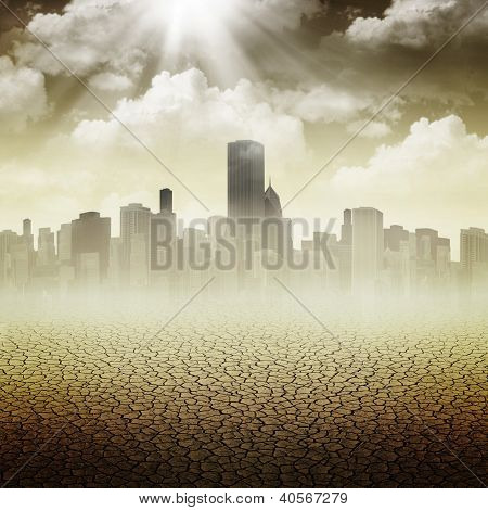 Abstract Apocalyptic Backgrounds