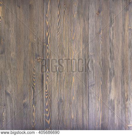 Natural Light Brown Wood Texture Background Closeup