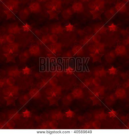 Seamless Bokeh Stars