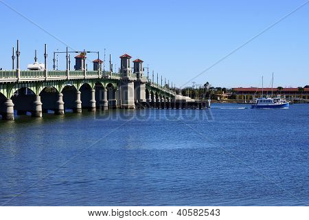 Saint Augustine Bridge of Lions