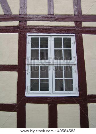 old window in copenhagen