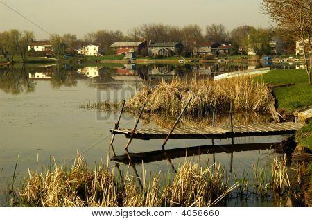 Lake Front Housing