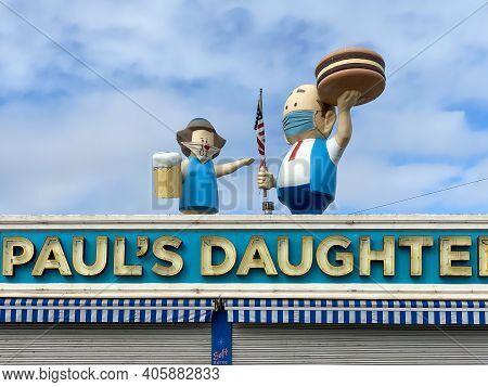Paul's Daughter - Coney Island