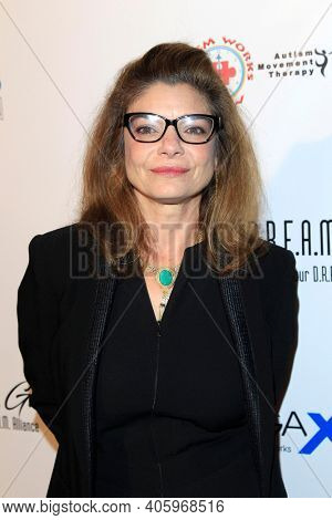 BEVERLY HILLS - NOV 11: Laura San Giacomo at AMT's 2017 D.R.E.A.M. Gala benefiting Autism Works Now at Montage Beverly Hills on November 11, 2017 in Beverly Hills, California
