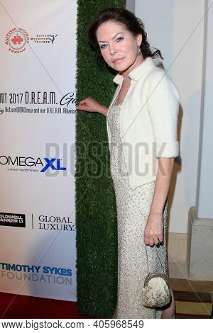 BEVERLY HILLS - NOV 11: Lara Flynn Boyle at AMT's 2017 D.R.E.A.M. Gala benefiting Autism Works Now at Montage Beverly Hills on November 11, 2017 in Beverly Hills, California