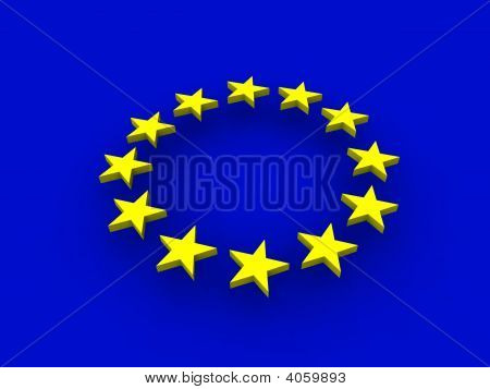 Europa Yellow Stars