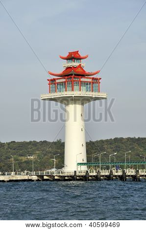 Lighthouse New Chinese Style Day