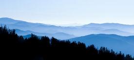 Smoky Mountains Panoramic