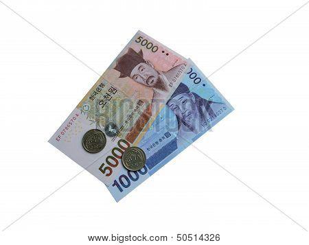 Money of the Republic of Korea