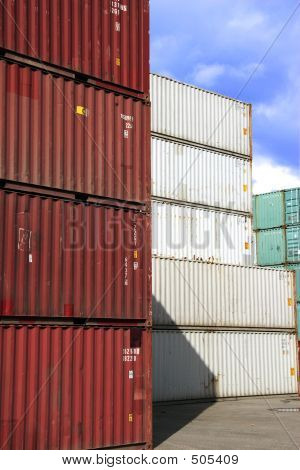 Container In Stock