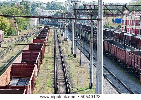 Railway Landscape