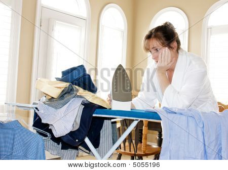 Ironing Frustration