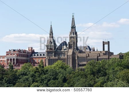 Healy Hall Georgetown University