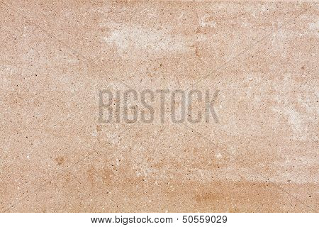 Beige Stone Plate With Grain