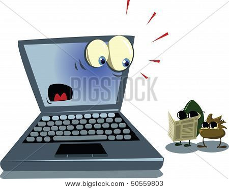 Spyware Viruses
