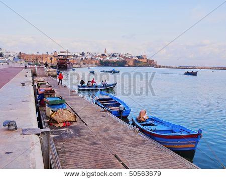 Rabat Cityscape, Morocco