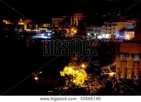 Balaclava At Night
