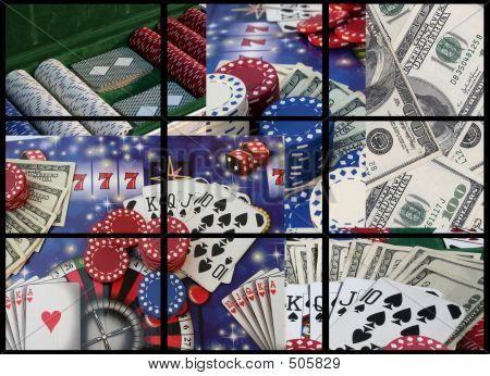 Montage de Vegas