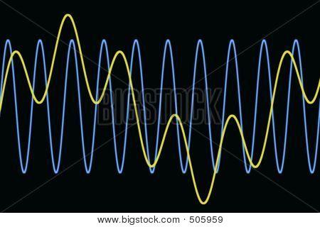 Harmonic Waves Diagram