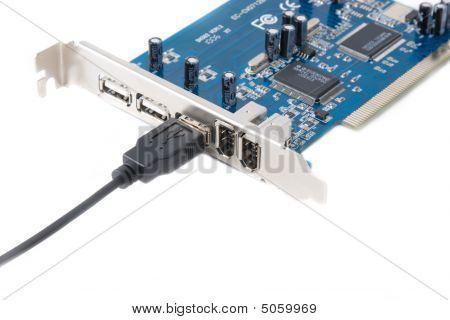Digital Connect Via Usb Port
