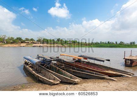 Magdalena River Crossing
