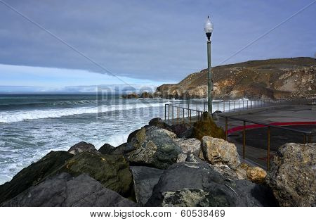 Rockaway Beach, Pacifica California