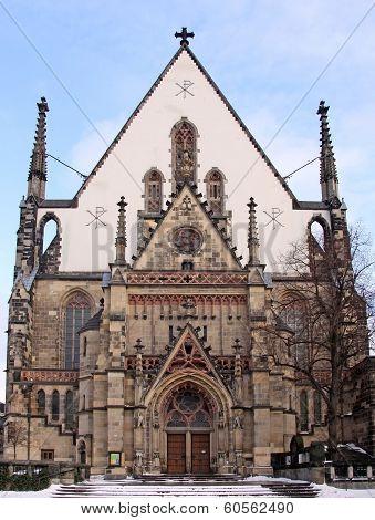 St. Thomas Church, Leipzig (Germany)