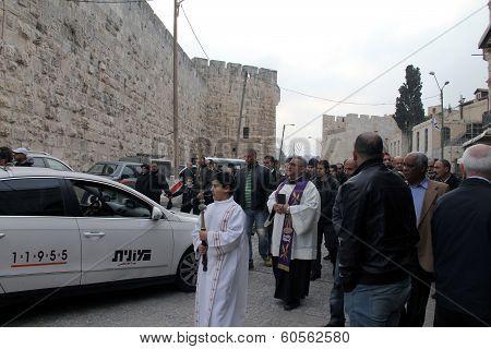 Christmas Catholic Christian procession