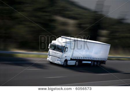 Speed Semi Truck