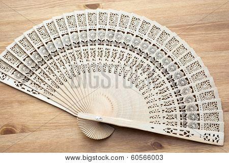 Traditional Fan