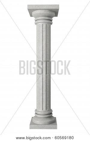 Stone Classic Greek Column