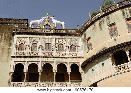 India, Bikaner Main Gate