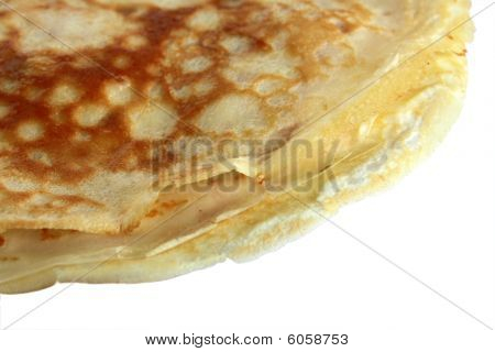 Pile Of The Pancakes