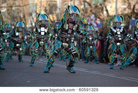 Carnival Of Aliens