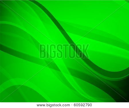 Abstract Green Background 2