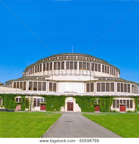 centennial hall, Wroclaw, Poland
