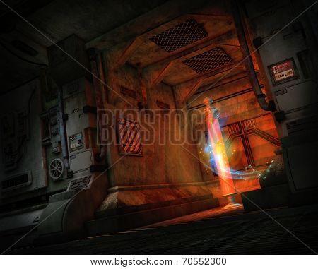 The Transporter, 3D Cg