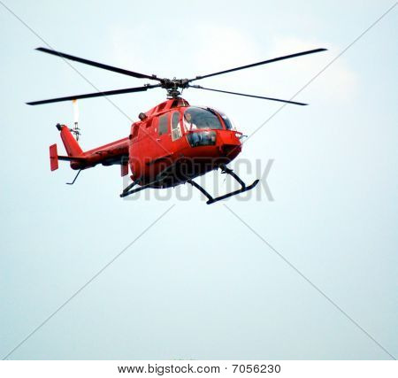 Red Heli
