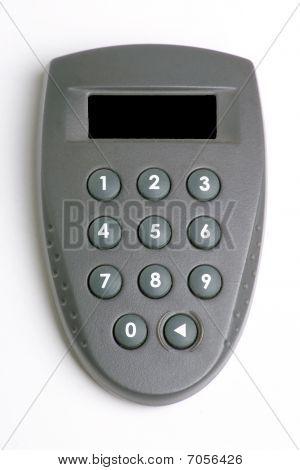 pincode machine