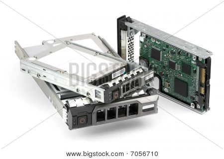 Various Hard Drives