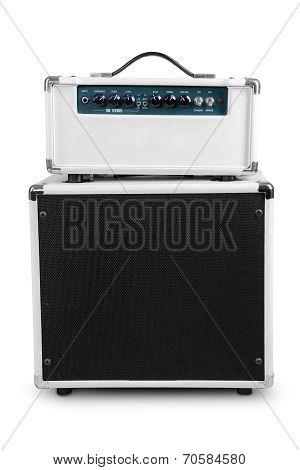 Electric Guitar Amplifier 1