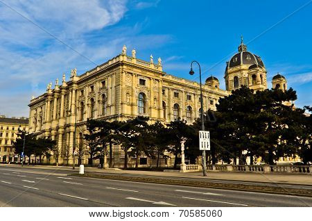 National History Museum in Vienna