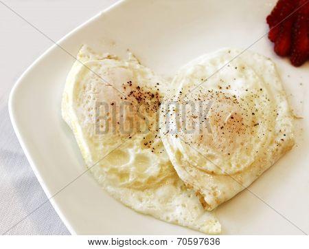 Eggs Over Easy